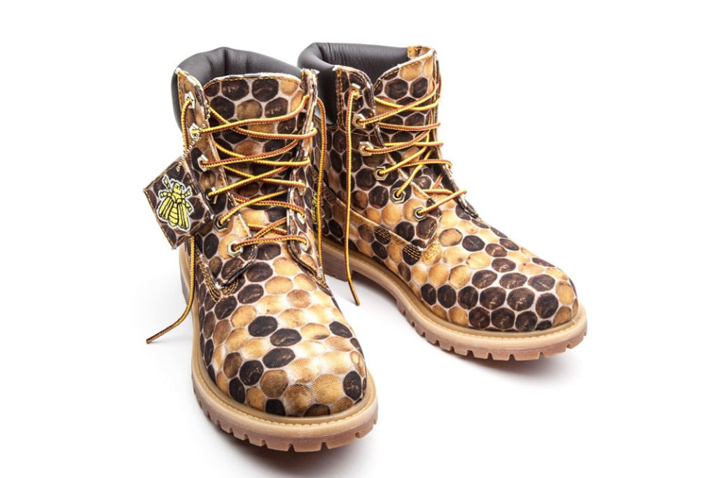 Pharrell x Timberland x BBC Icecream Beeline Boots