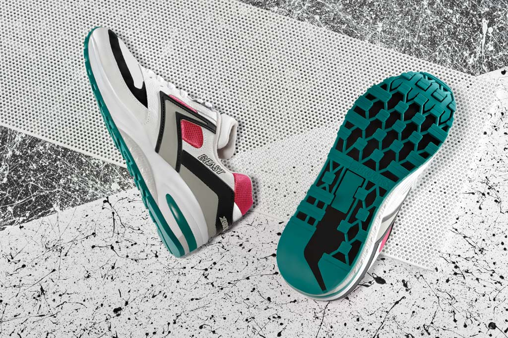 Brooks Heritage Beast 1 Sneakers Hits