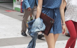 Buenos Aires Street Style