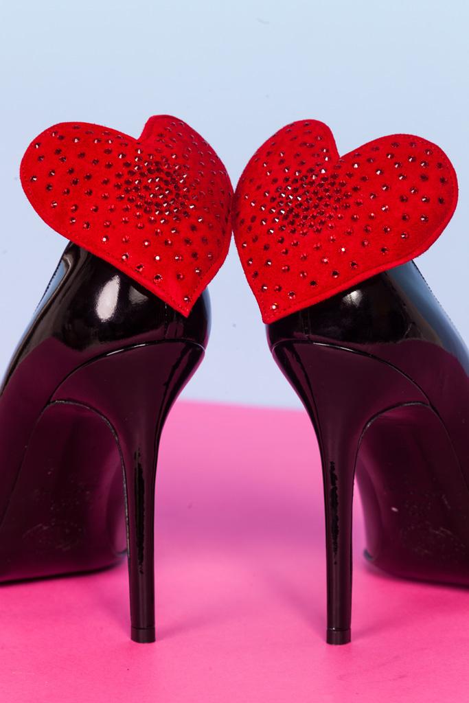 Catherine de Medici 1533 fall 2016 shoes