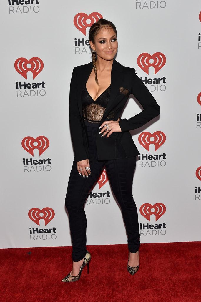 Jennifer Lopez Jimmy Choo Anouk Pumps