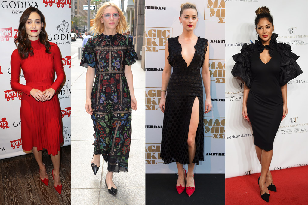 Celebrity Statement Shoes: The Most