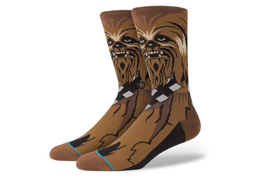 """Chewie Stance """"Star Wars"""" socks"""