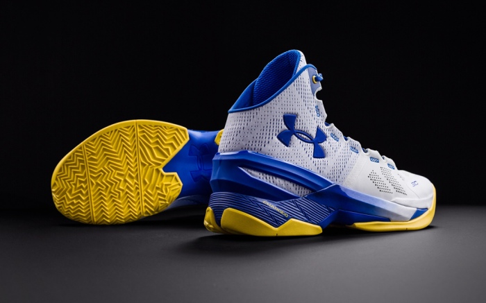 Under Armour's Curry Two