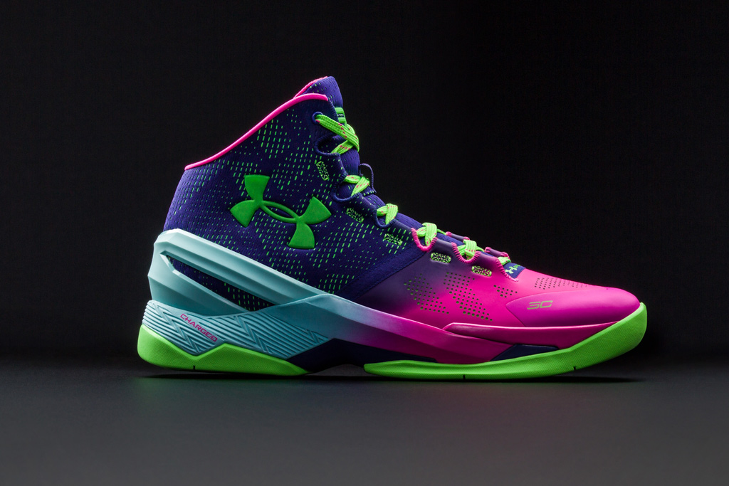 Under Armour Dropping Three New Curry
