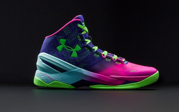 Under Armour Northern Lights Curry Two