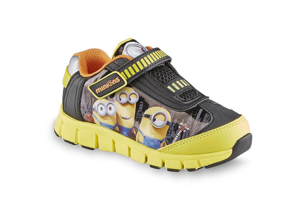 Despicable Me boys' sneaker