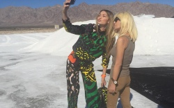 Donatella Versace Instagram