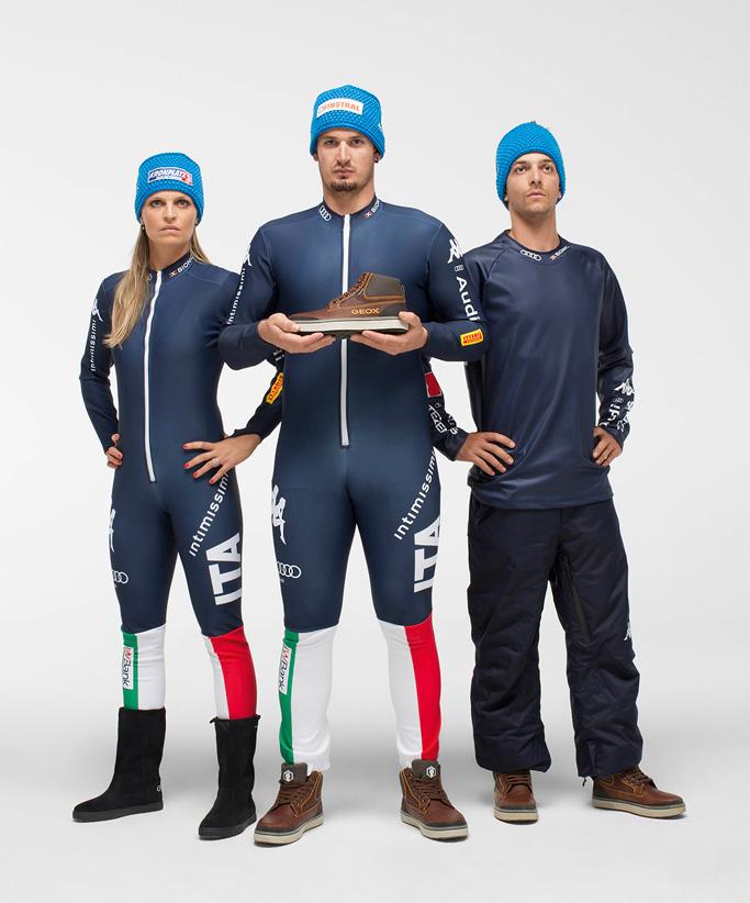 Geox Italian Winter Sports Sponsor