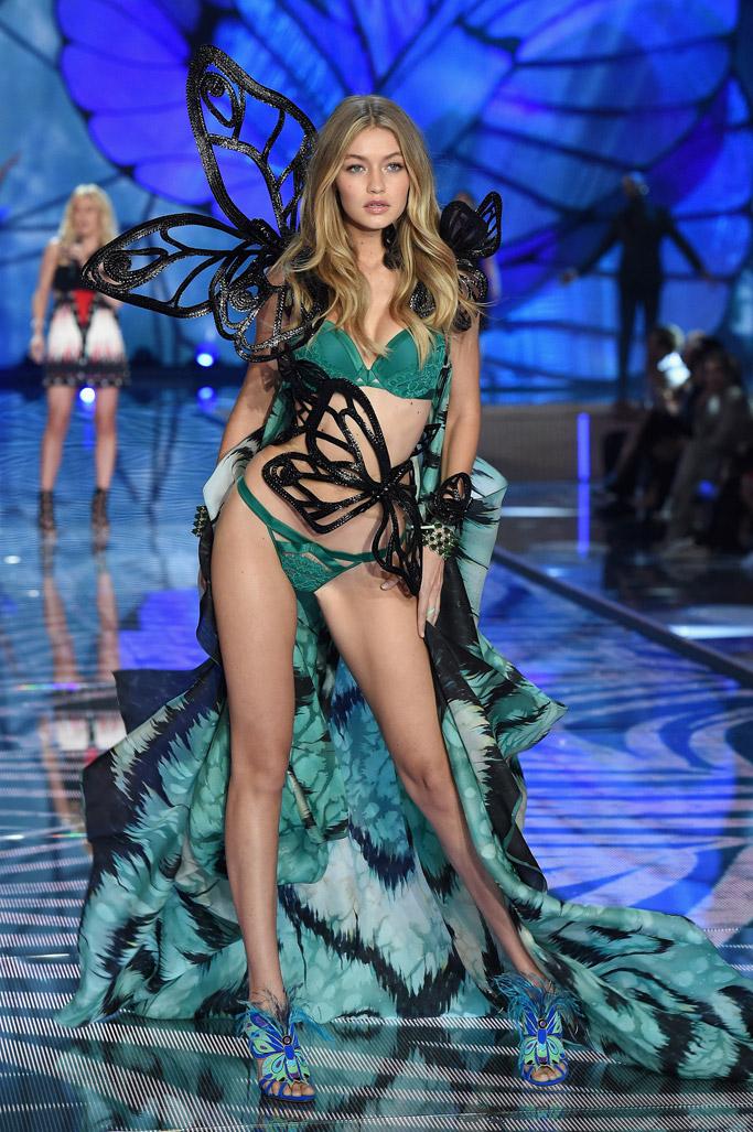 Gigi Hadid's Shoe Style 2015