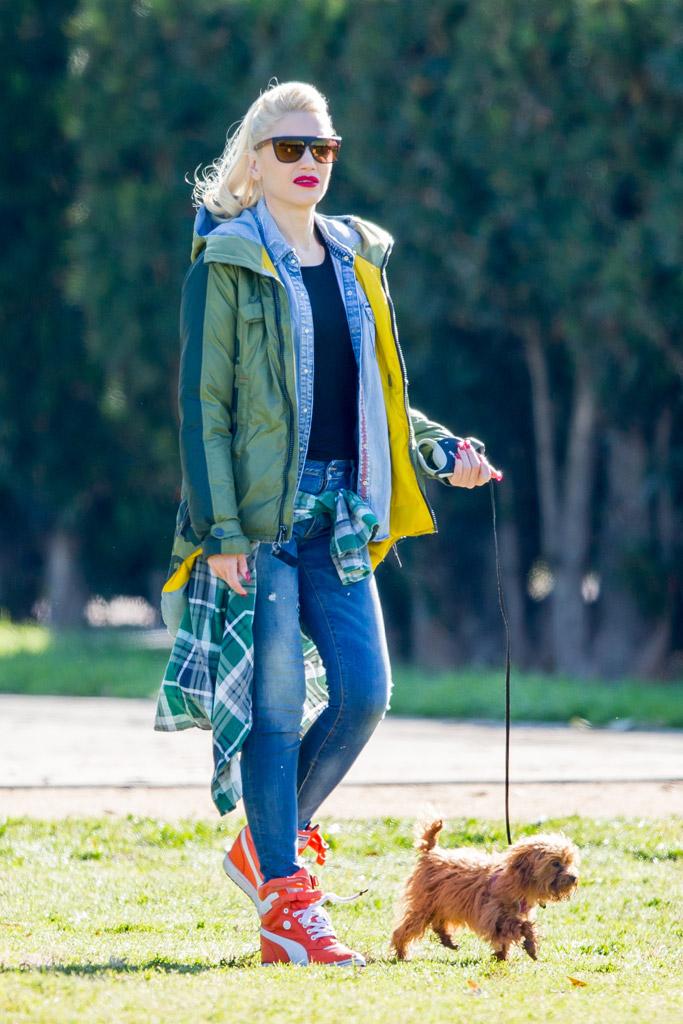 Gwen Stefani Sneakers