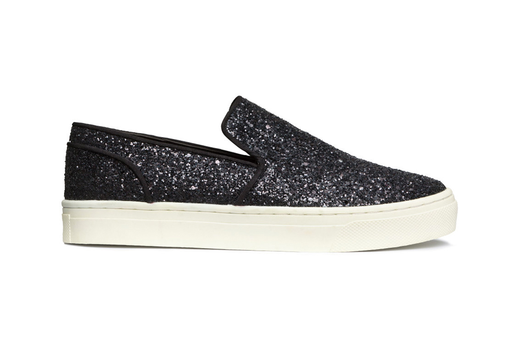 H&M Sneakers Affordable Holiday Shoes Under $150