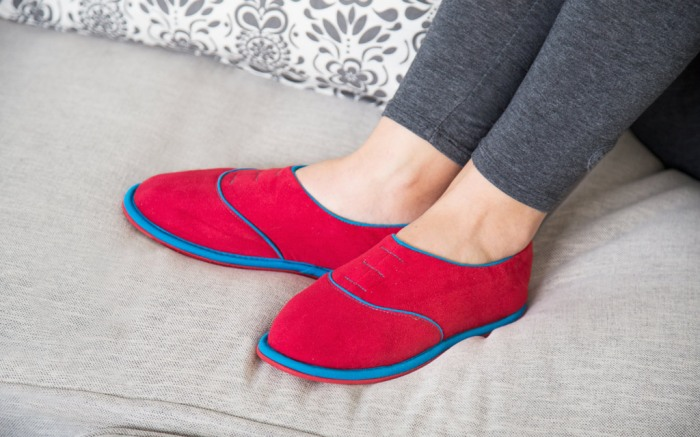 Ele Insiders at-home shoes