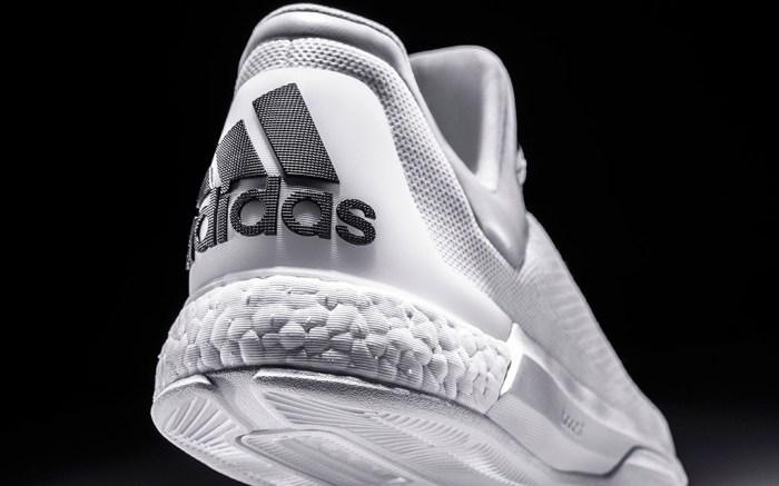 James Harden Adidas Crazy Triple White