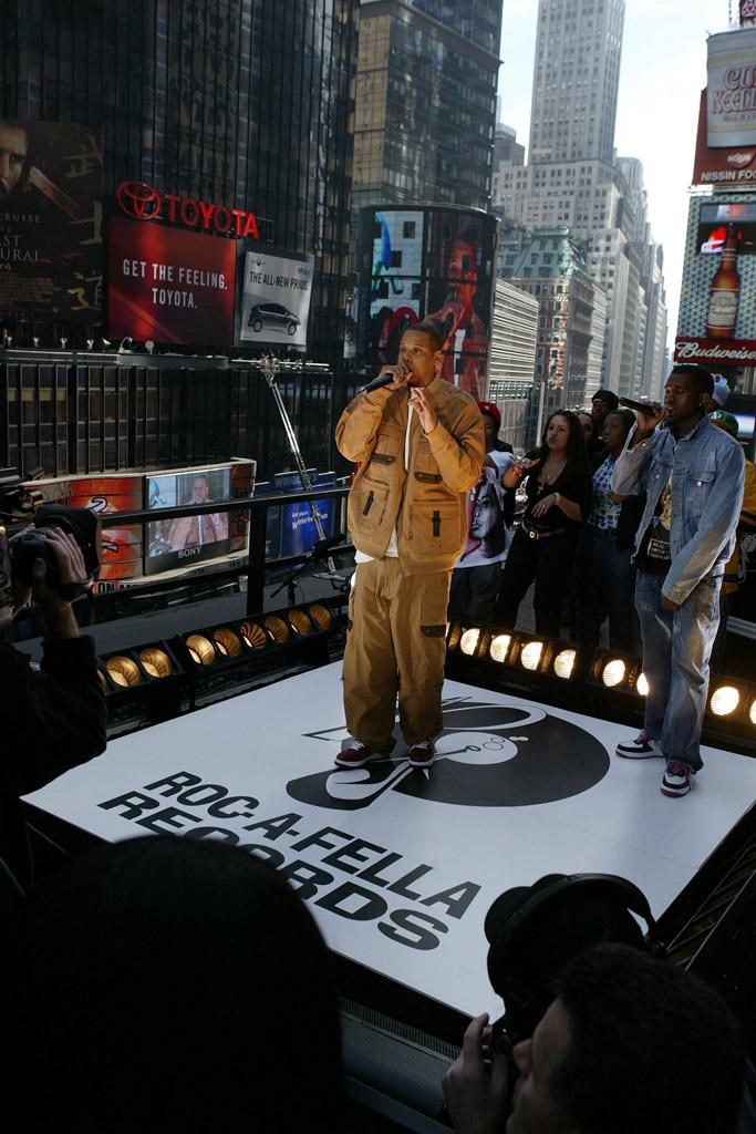 Jay-Z's Shoe Style