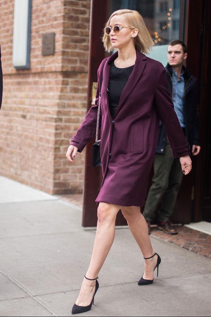 Jimmy Choo Lucy Pumps Jennifer Lawrence