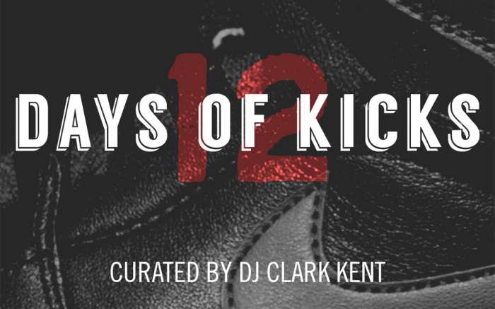 Jimmy Jazz 12 days of Kicks DJ Clark Kent