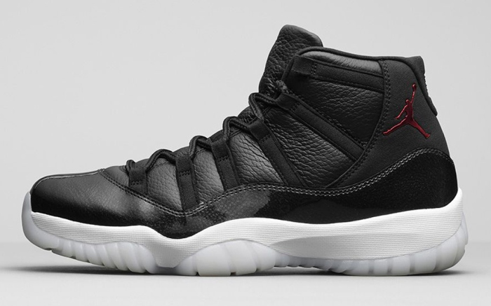 The Air Jordan XI 72-10