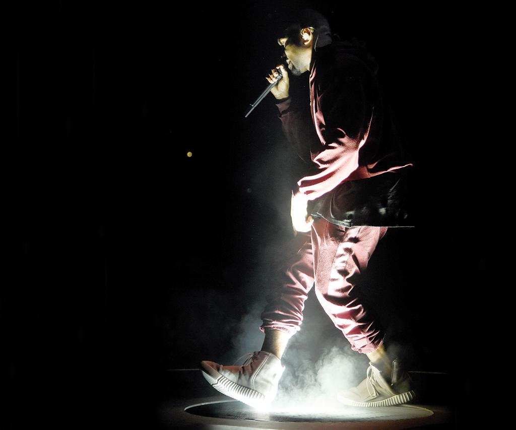 Kanye West Grammy Awards 2015