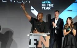 Kanye West; FNAA 2015