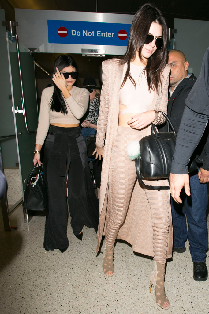 Kendall Jenner 2015 Shoe Style