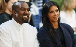 Kim Kardashian Kanye West Welcome Son
