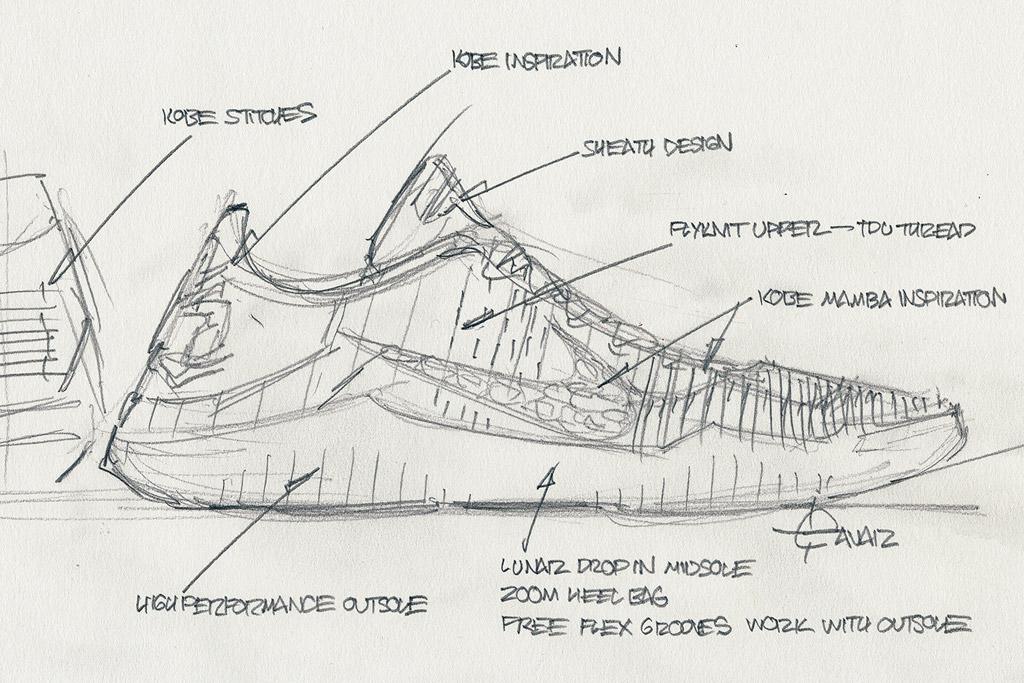 Nike Kobe Bryant Kobe 11