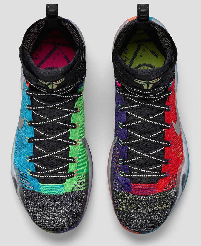 Nike Kobe X Elite What The