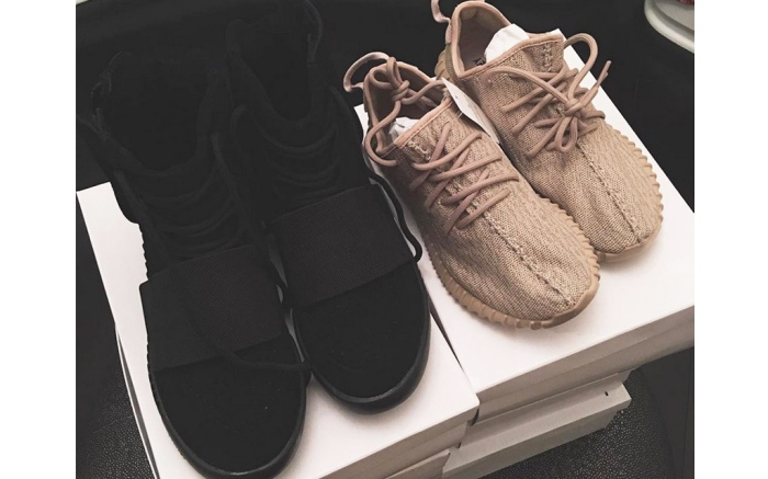 Kylie Jenner Adidas Yeezy Boost