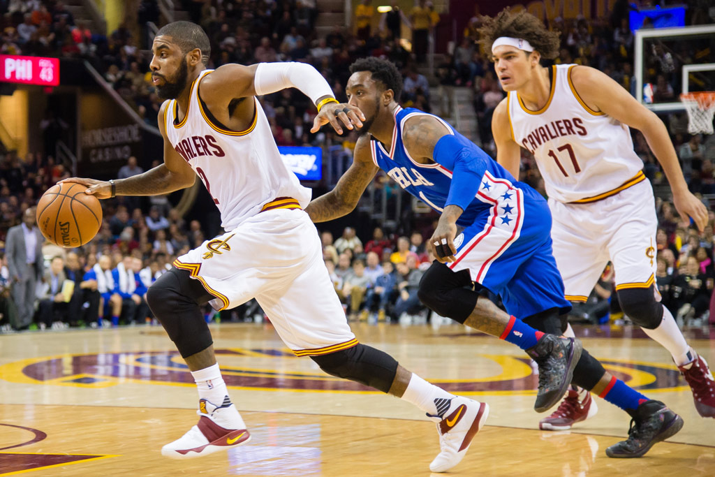 Kyrie Irving: His Best Shoe Moments On