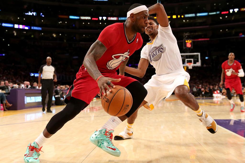Greatest NBA Christmas Day Sneaker