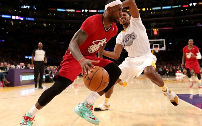 NBA Christmas Day Kicks