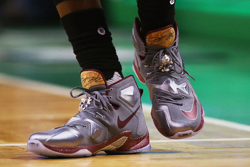 LeBron James Signature Shoe Colorways
