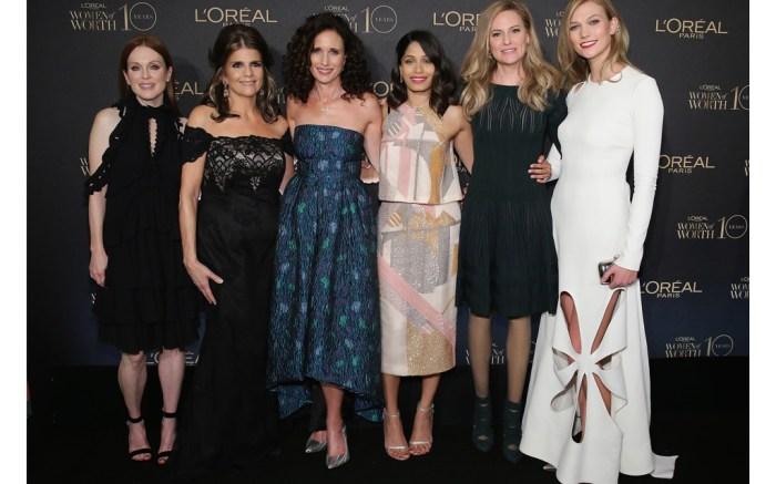 L'Oreal Women Of Worth