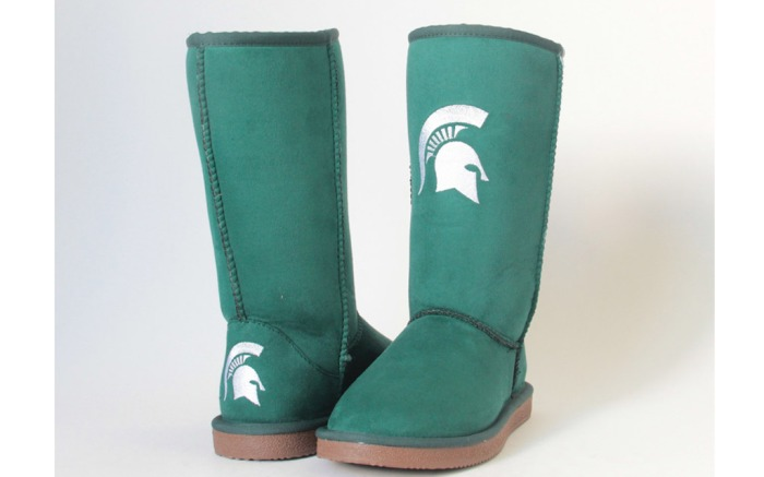 Michigan State Spartans boot