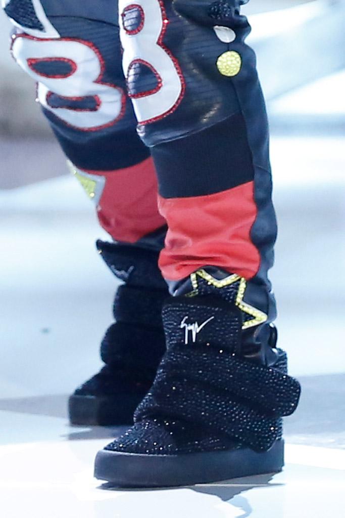 Missy Elliott Giuseppe Zanotti Sneakers