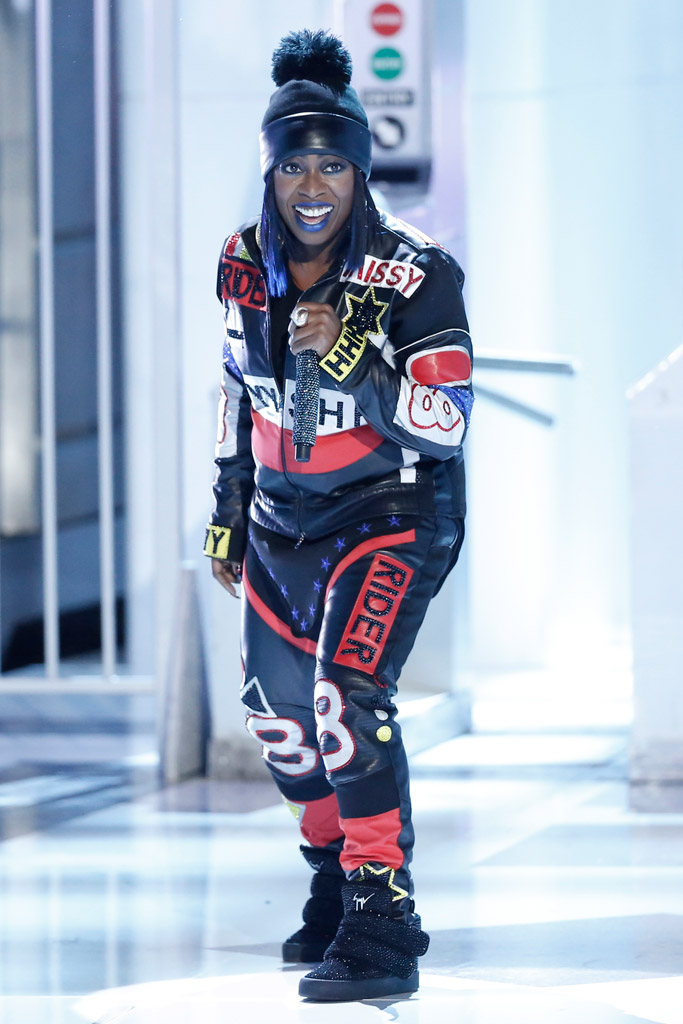Missy Elliott The Voice Finale