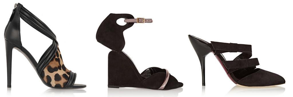 Net-A-Porter shoe sale