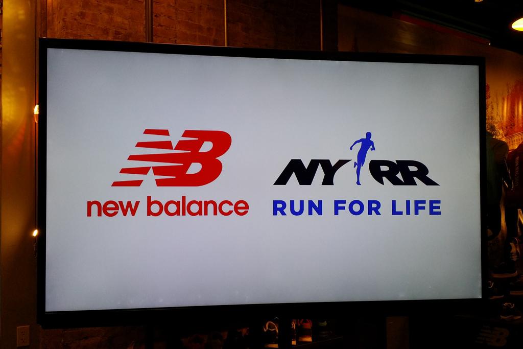 New Balance New York Road Runners