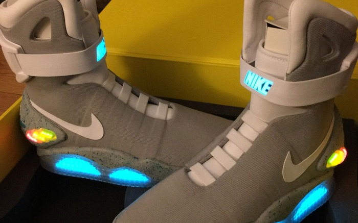 2011 Nike Air Mag Sneakers