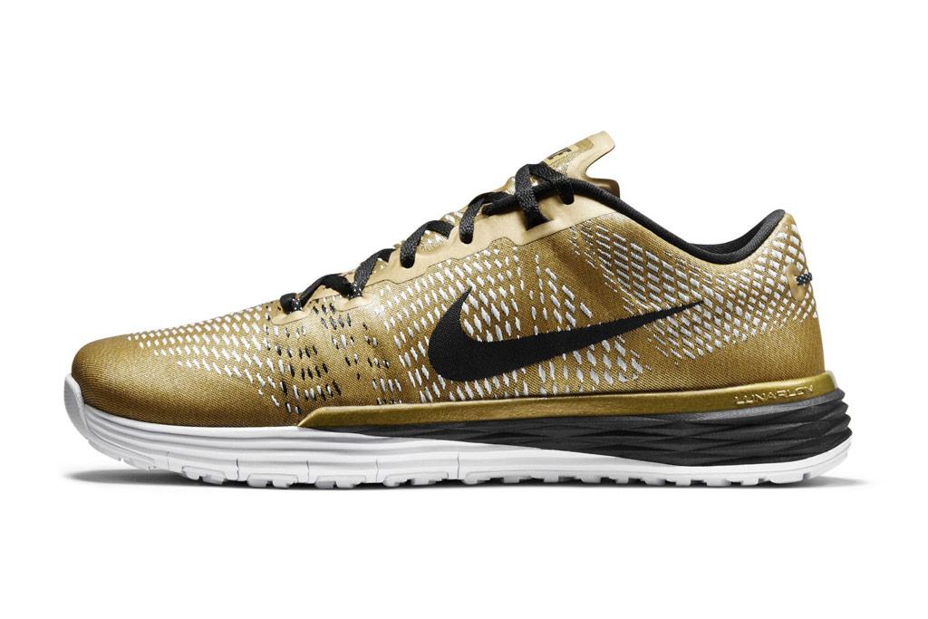 Gold Lunar Caldra Sneaker – Footwear
