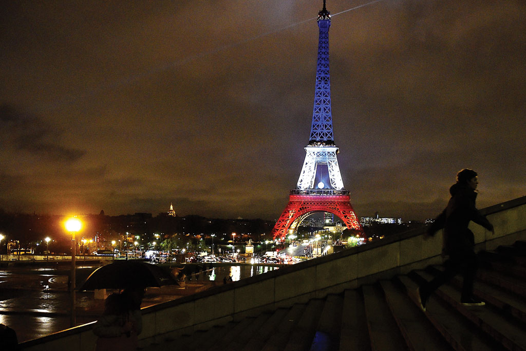 Paris Terror Attacks 2015