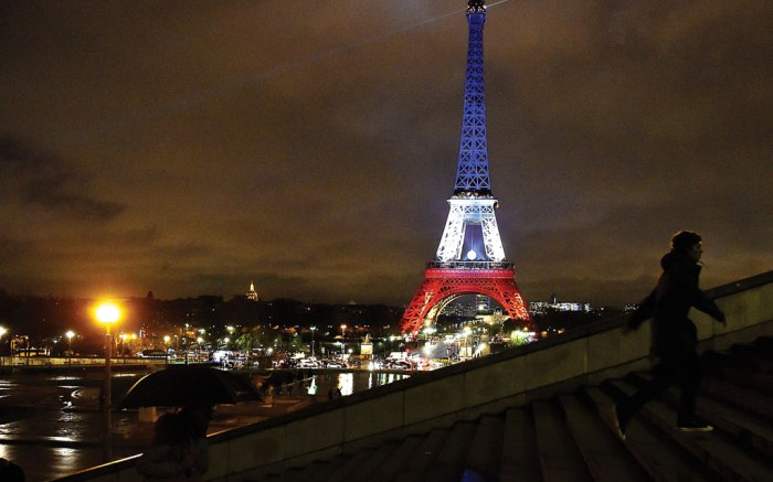 Paris Terror Attacks 2015