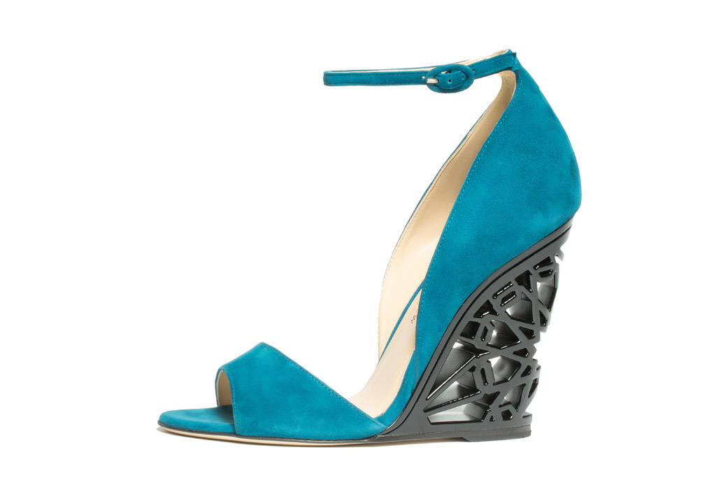 Paul Andrew Pre-Fall '16 Shoes