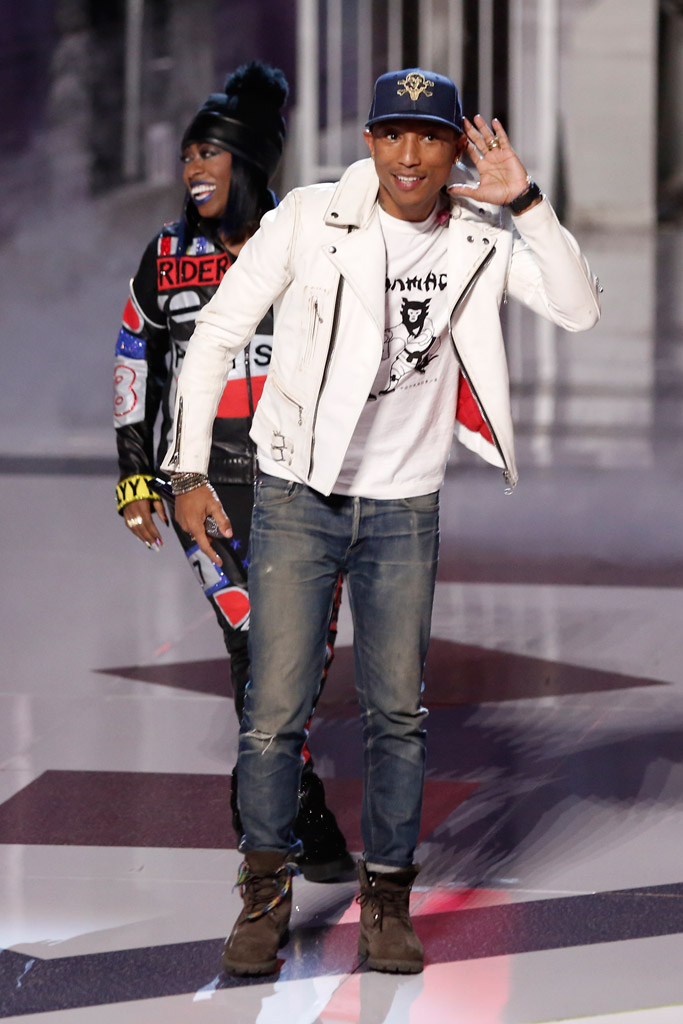Pharrell The Voice Finale