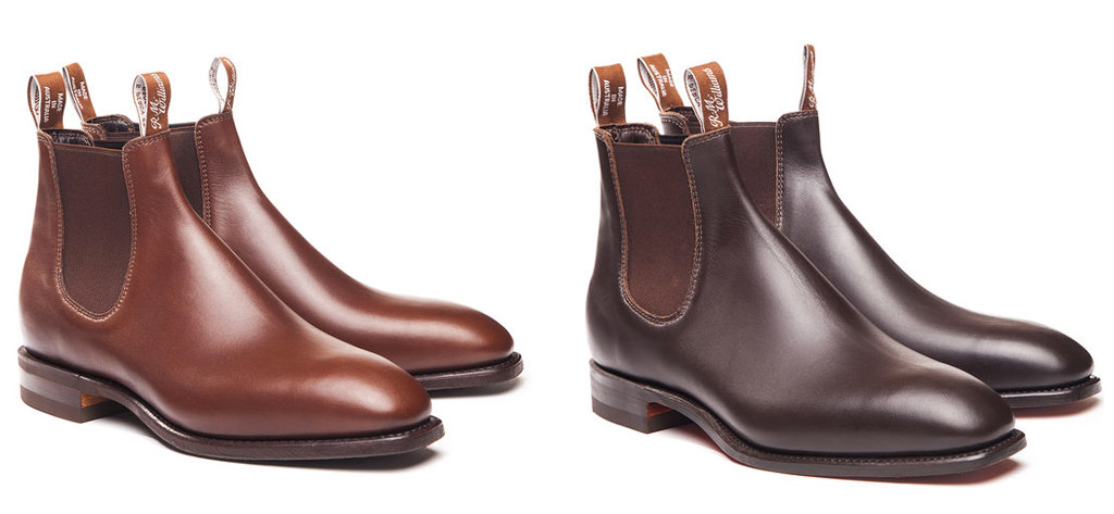 RM Williams Classic Craftsman leather boots