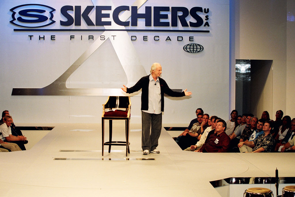 Robert Greenberg Skechers