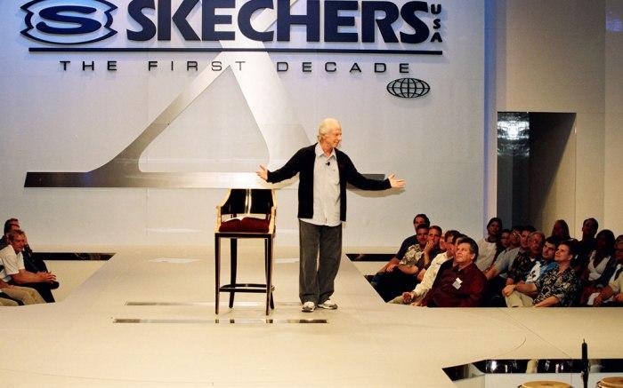 Robert Greenberg Skechers