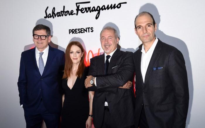 Ferragamo Celebrates 100 Years In Hollywood