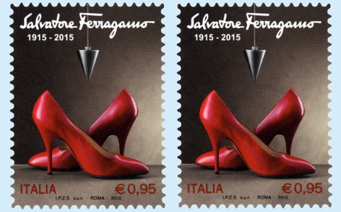 Ferragamo Stamp